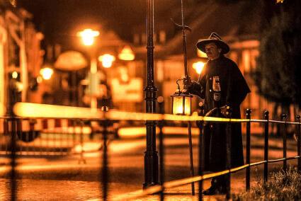 Nachtwächter in Luebben