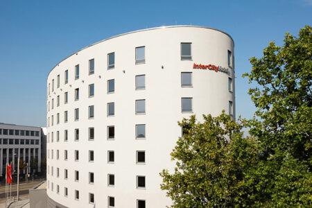 Außeansicht Mainz InterCity Hotel