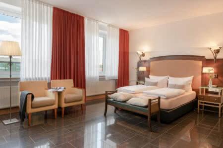 Zimmer im Hotel Conti in Münster