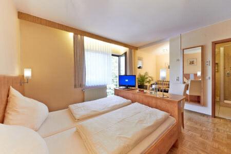 Zimmer im Hotel Felschbachhof im Nahetal