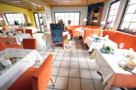 Restaurant im Hotel Felschbachhof im Nahetal