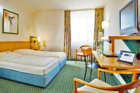 Zimmer im Hotel HKK Wernigerode